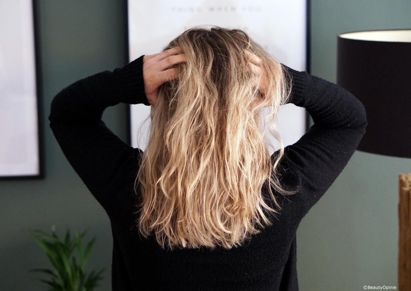 beginnen met de Curly Girl Methode