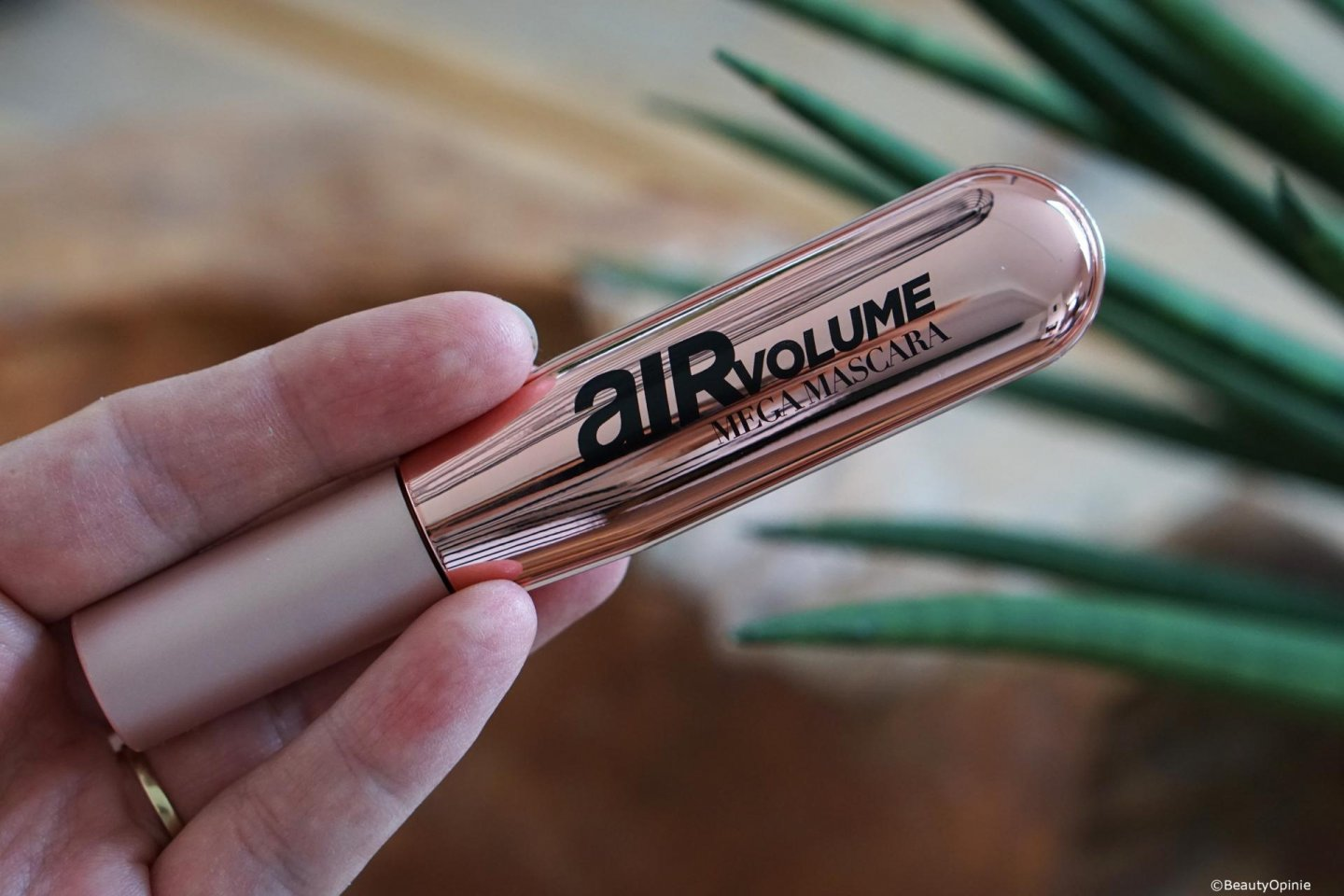 Review L'oréal air volume mascara