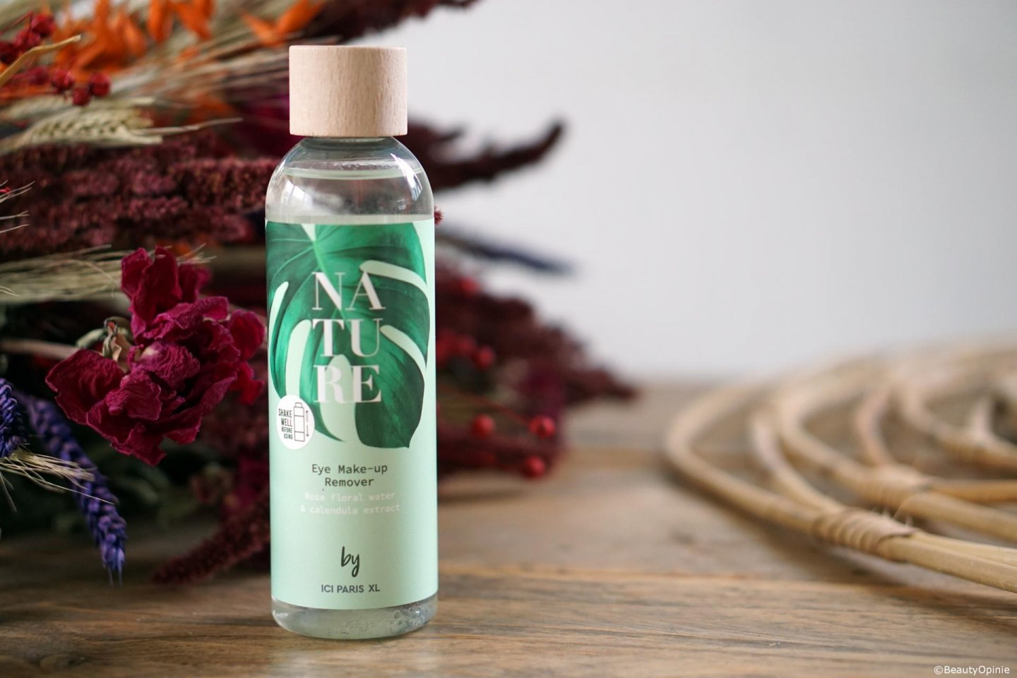 ICI PARIS XL nature eye make-up remover review