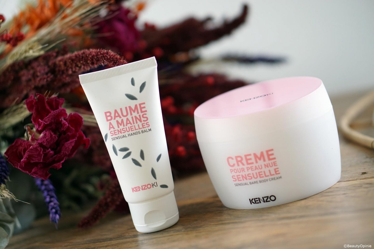 Kenzoki Sensual handsbalm & bodycream review