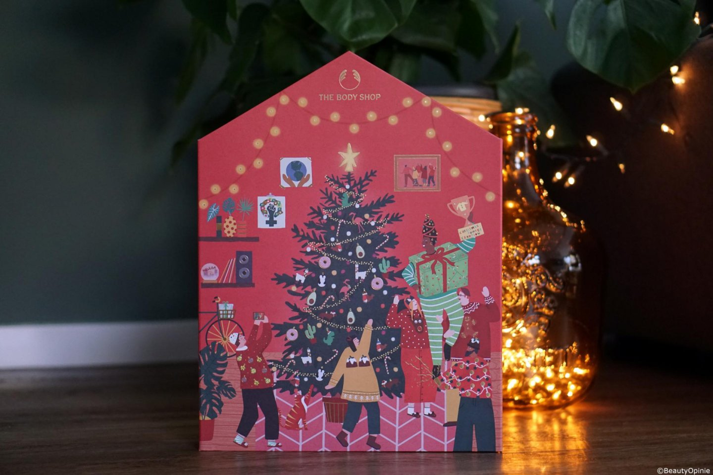 Make It Real Together Big Advent Calendar The Body Shop review