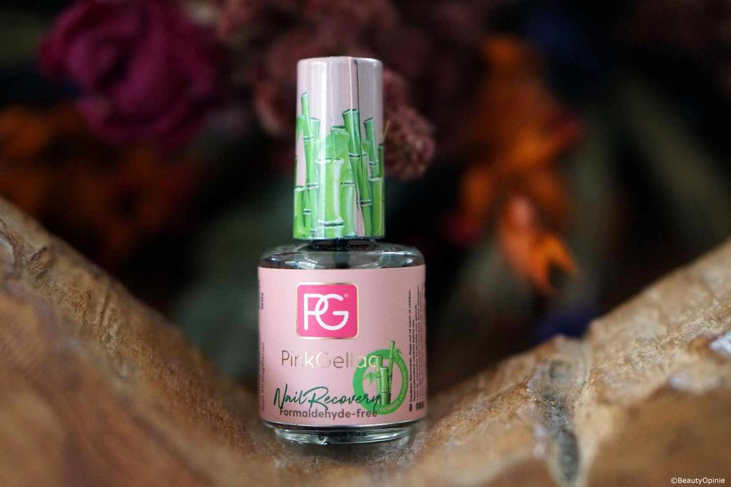 Pink Gellac Nail Recovery review