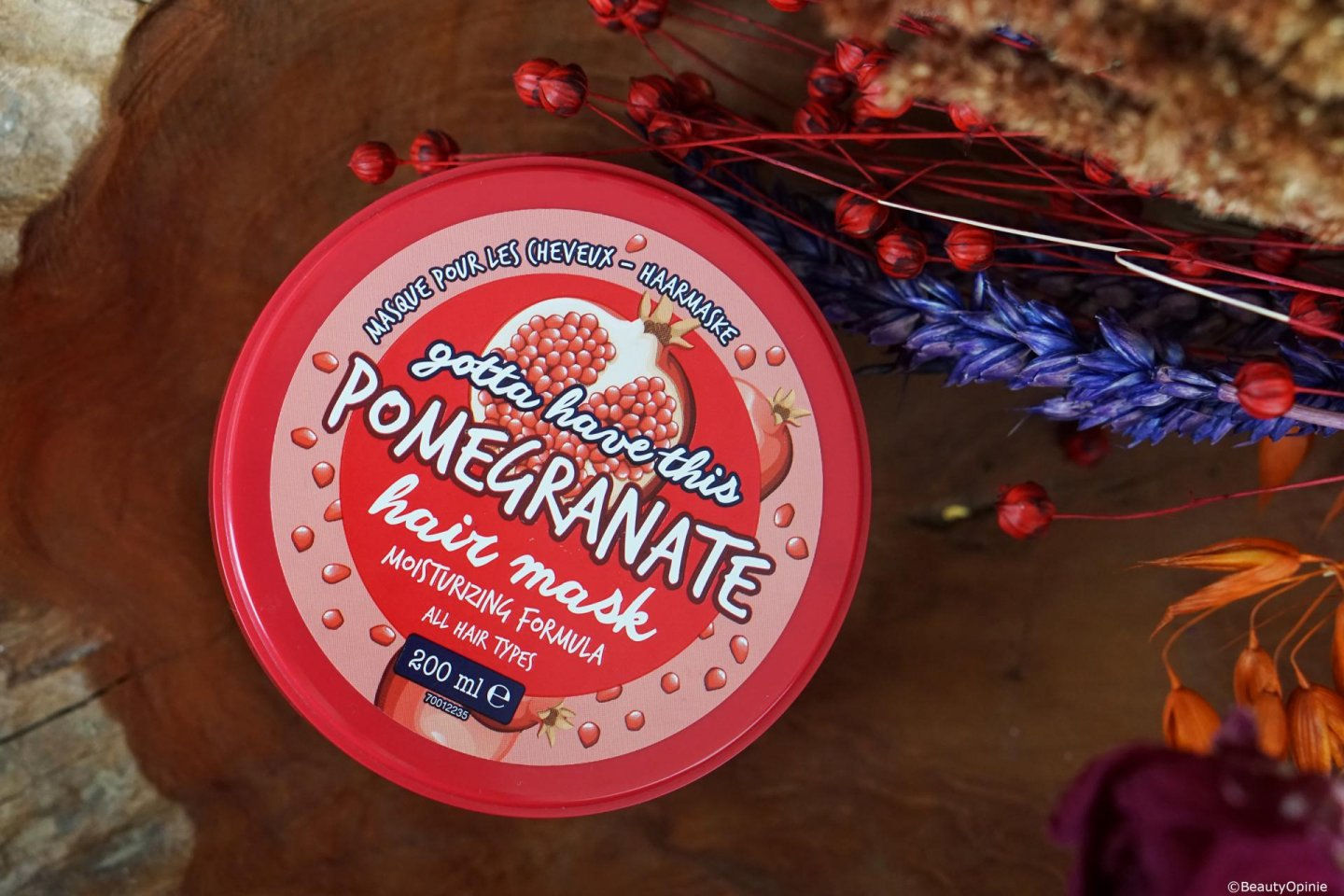Pomegranate haarmasker van Action