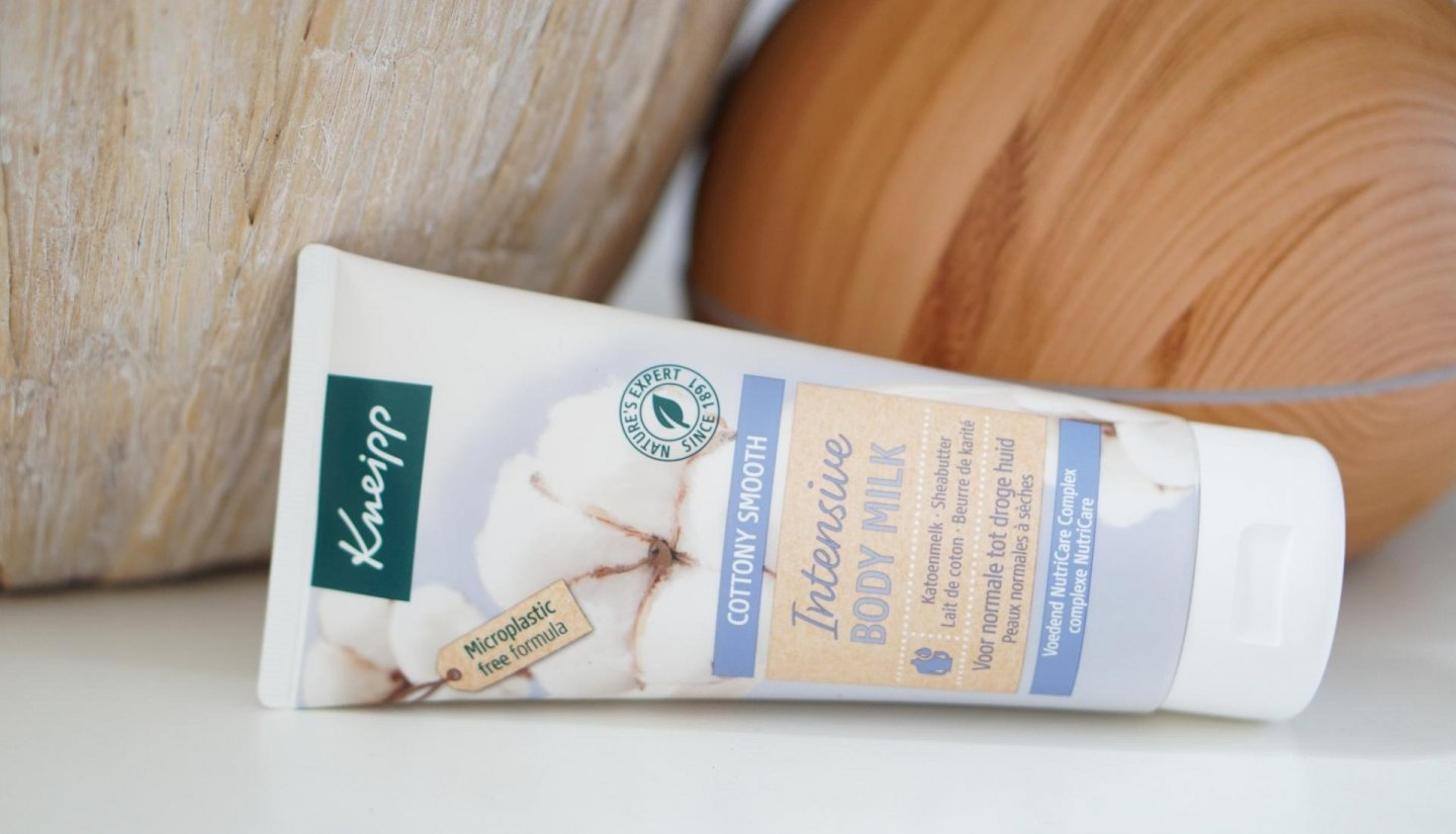 Kneipp Cottony Smooth bodylotion review