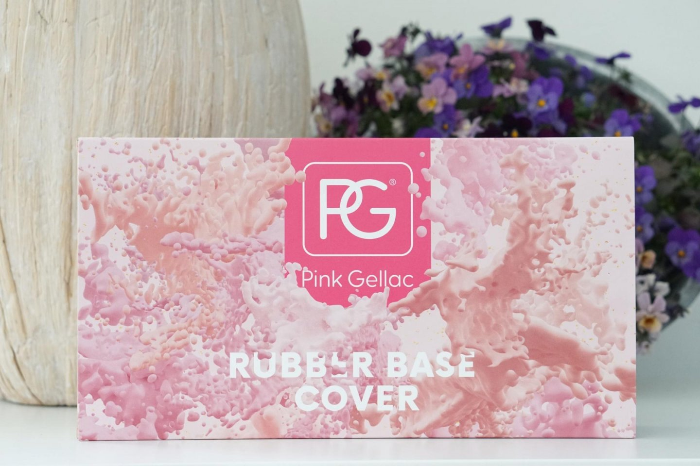 review Pink Gellac Rubber Base Cover